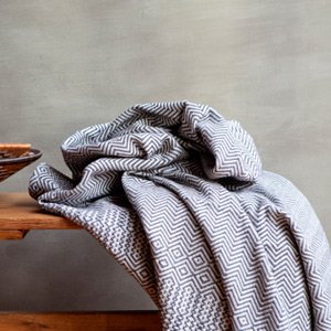 photo of woven homeware by Mungo